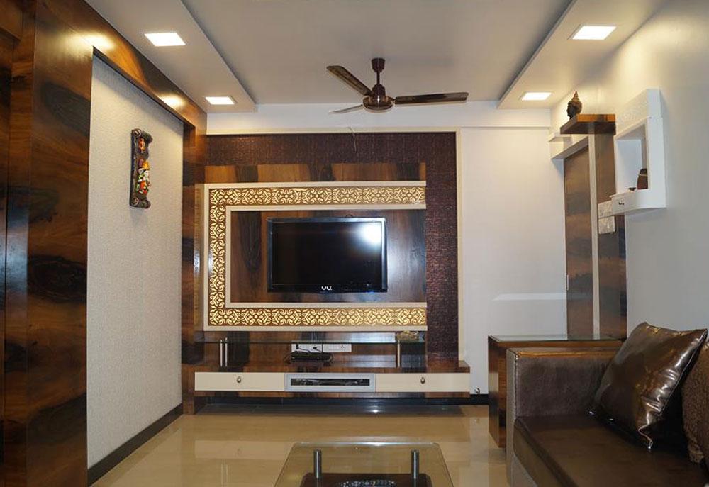 mr raju shetty 2bhk flat - Interior Design For 2bhk Flat